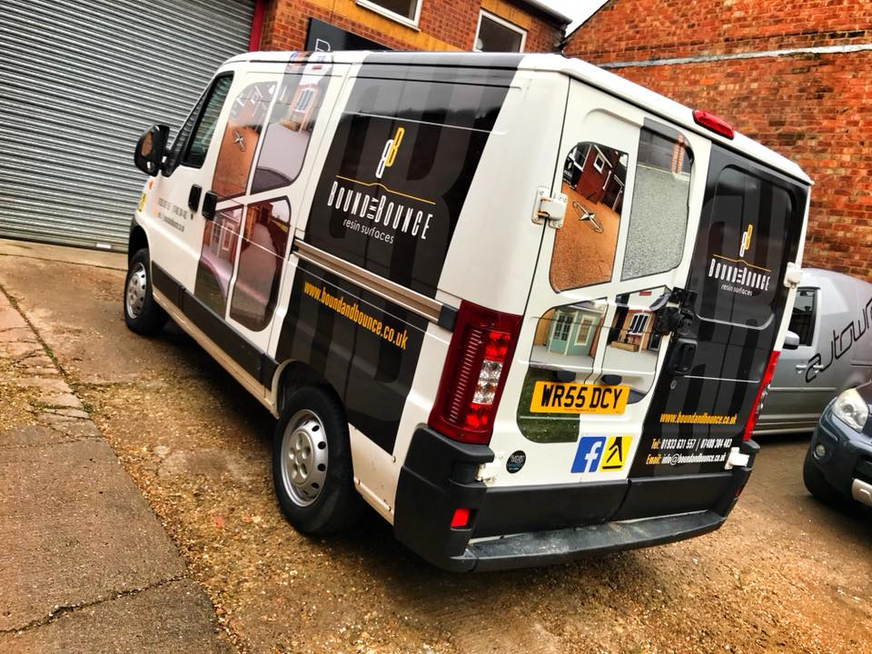 Auto Wrap Rushden, Bedford, Wellingborough, Kettering